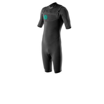 Ride Engine Apoc 2/2 FZ SS Shorty Wetsuit