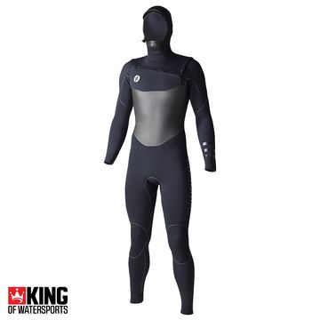 Ride Engine Apoc 5/4 Hooded FZ Wetsuit 2018