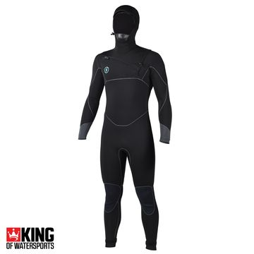Ride Engine Apoc 5/4/3 Hooded FZ Wetsuit 2019