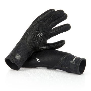 Rip Curl 3/2mm Flash Bomb 5 Finger Wetsuit Gloves 2016