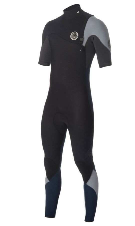 Rip Curl E Bomb Pro 2/2 SS Zip Free Wetsuit 2016