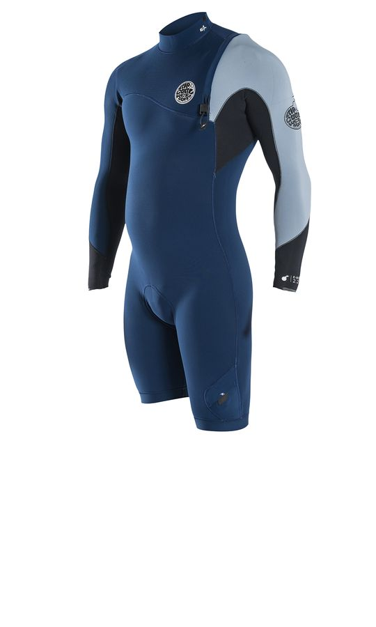 Rip Curl E Bomb Pro LS Spring ZipFree Wetsuit 2016