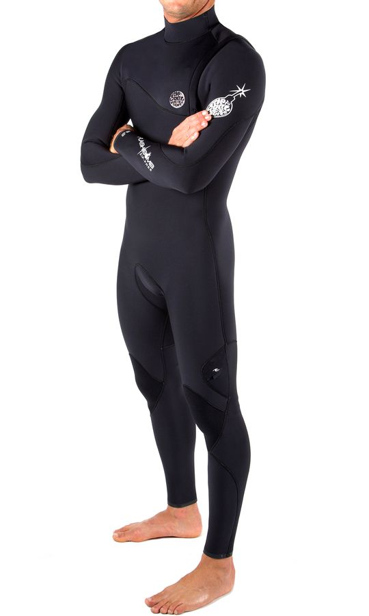 Rip Curl Flash Bomb 3/2 Zip Free Wetsuit 2016