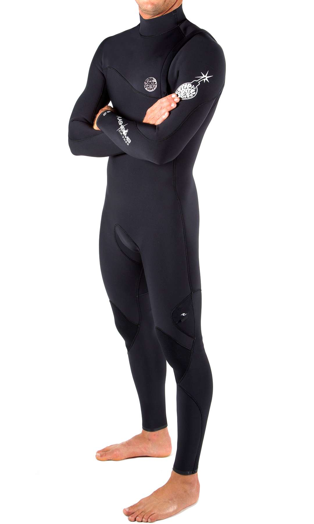 Rip Curl Flash Bomb 3 2 Zip Free Wetsuit 2016  80bfd0455ec0
