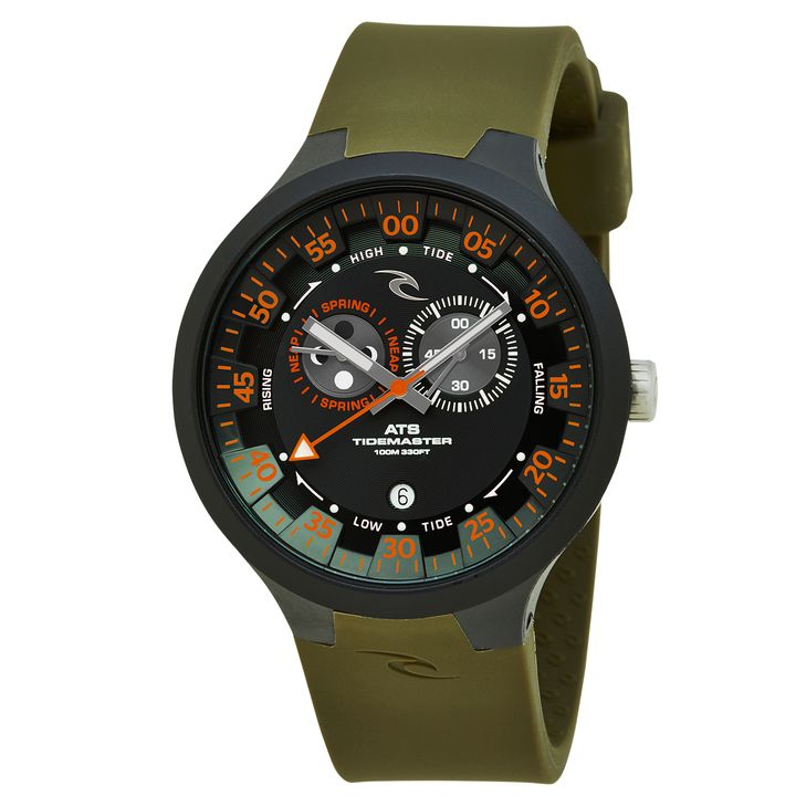 Rip Curl K38 Tidemaster Silicone Watch