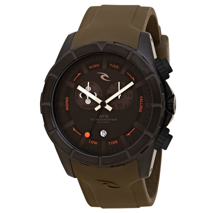Rip Curl K55 Tidemaster Silicone Watch