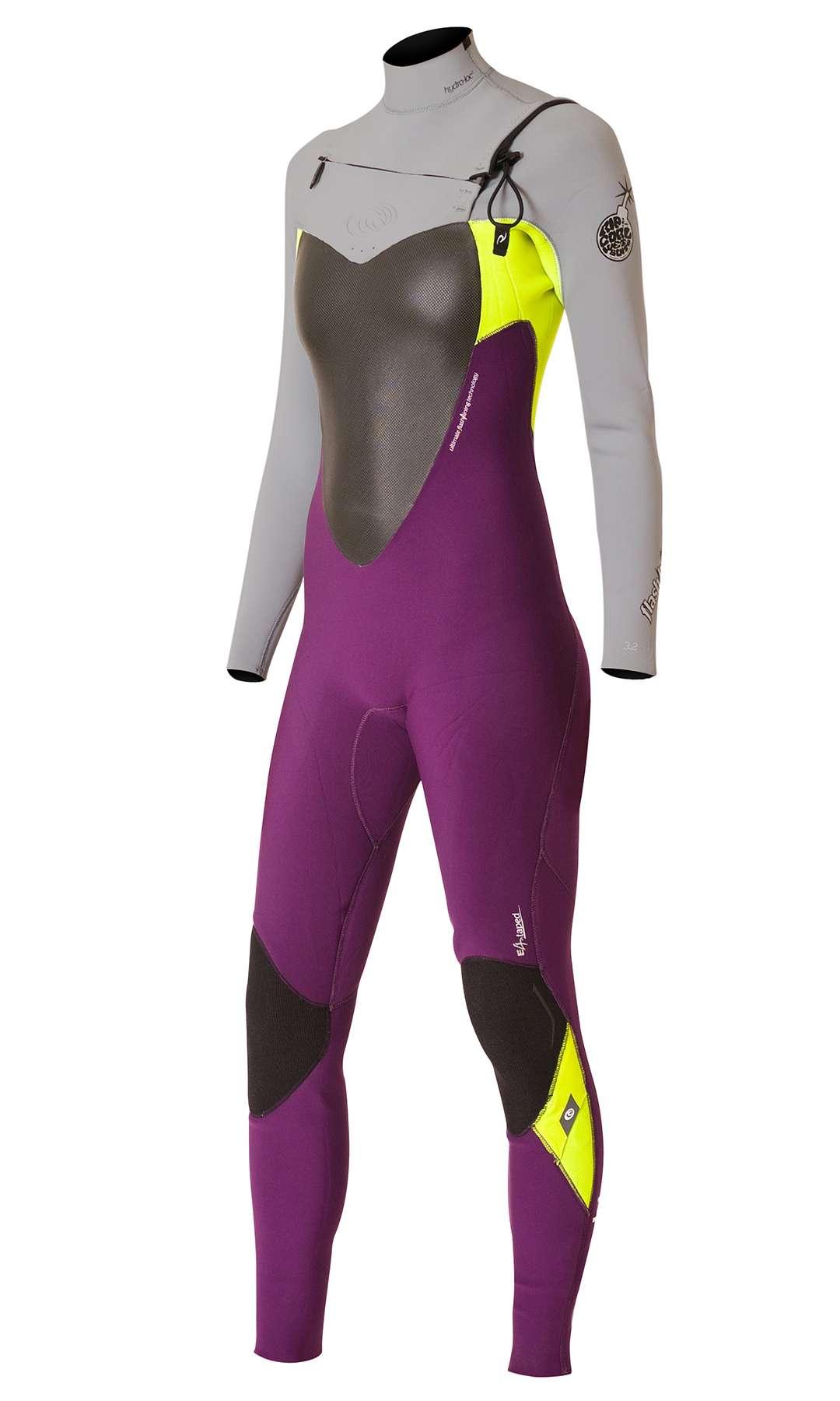 Rip Curl Womens Flash Bomb 3 2 CZ Wetsuit 2014  274129eb99