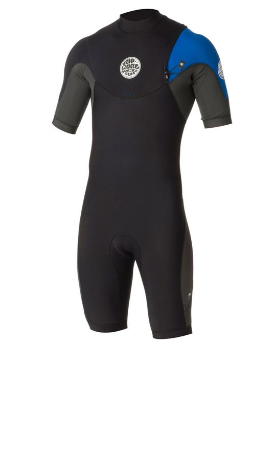 Rip Curl E Bomb Pro SS Zip Free Spring Wetsuit 2015
