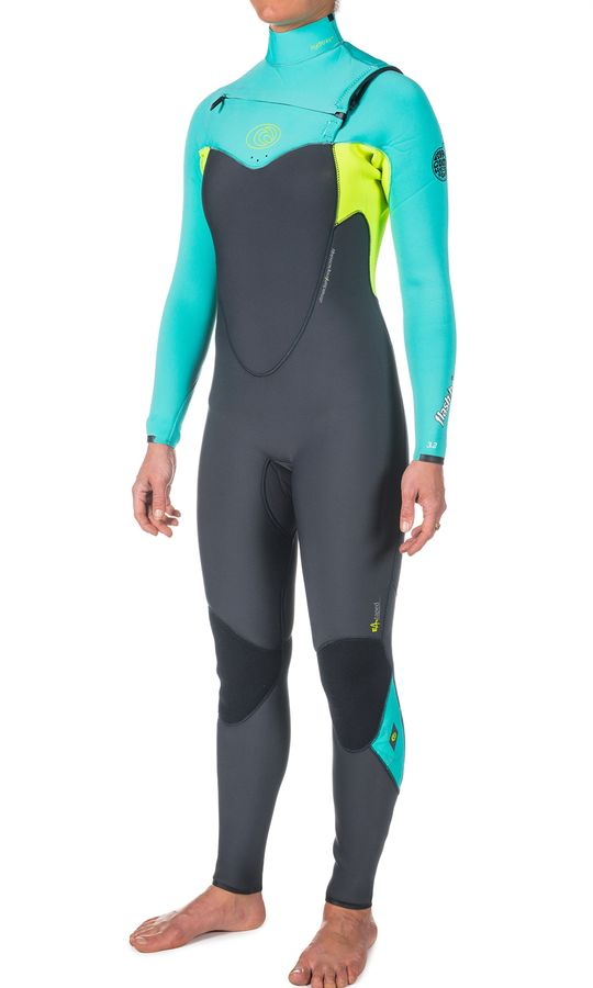 Rip Curl Womens Flash Bomb 3/2 CZ Wetsuit 2015