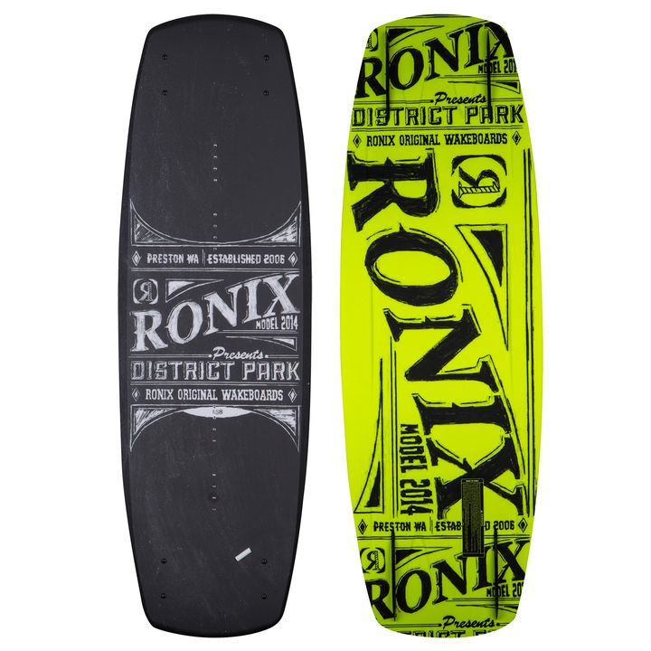 Ronix District Park Wakeboard 2014