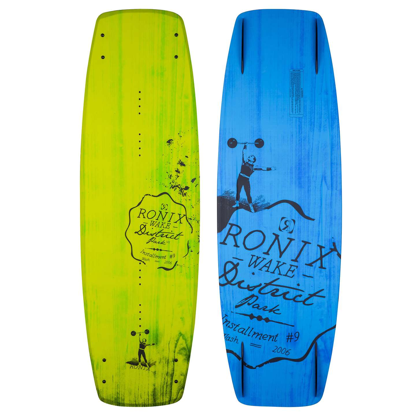 Ronix District Park Wakeboard 2015