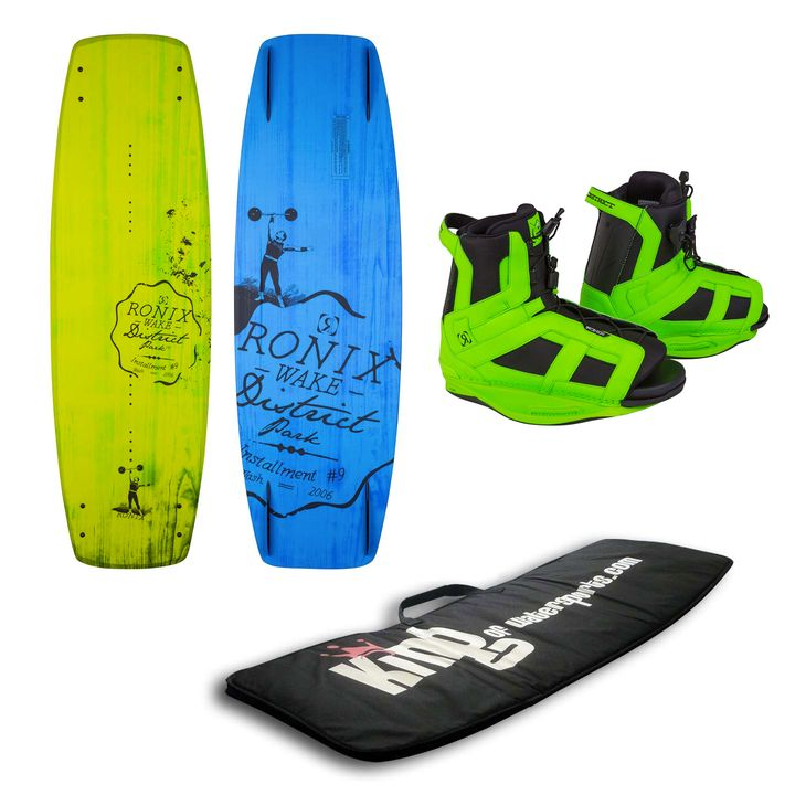 Ronix District Park 2015 Package