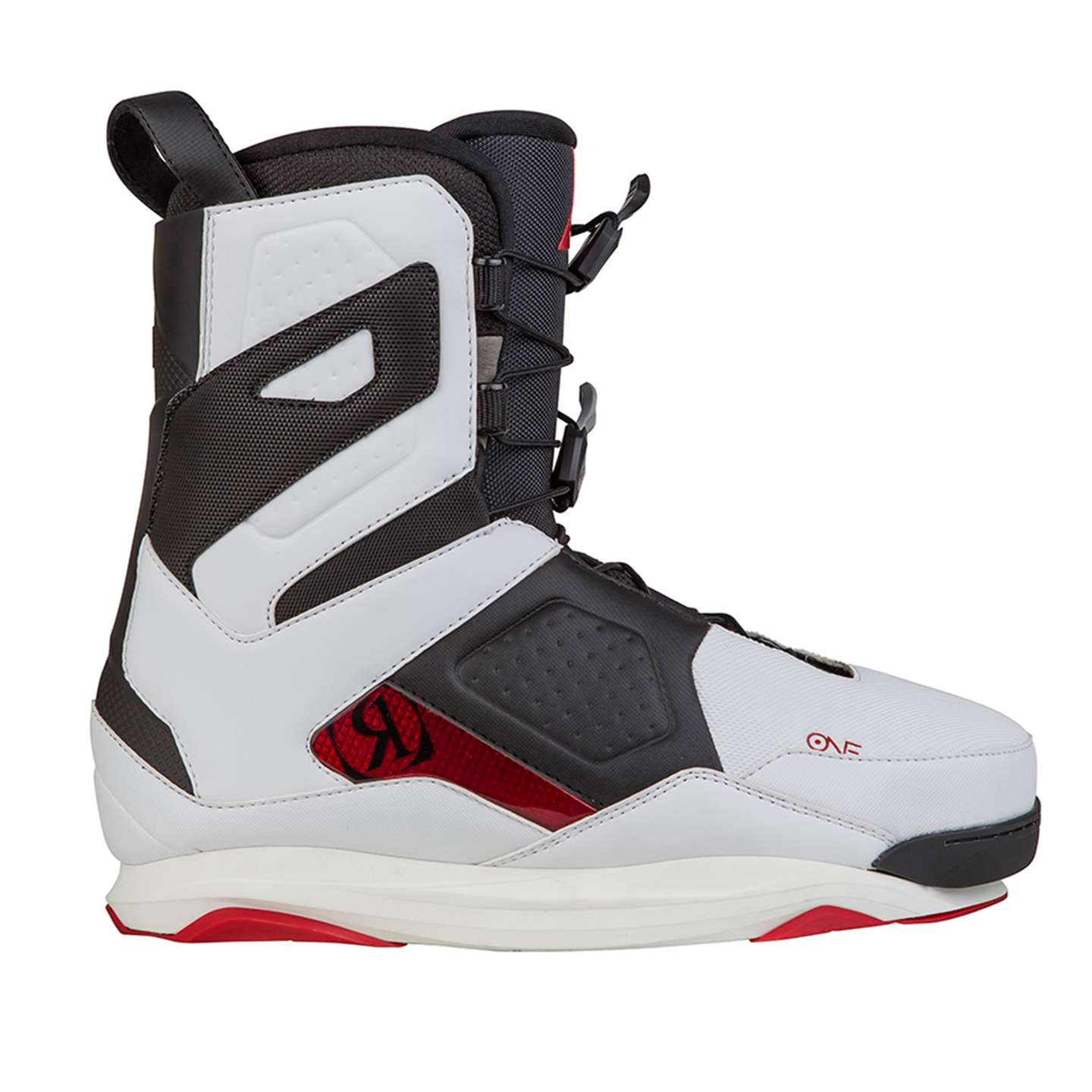 Ronix One White Wakeboard Boots 2015