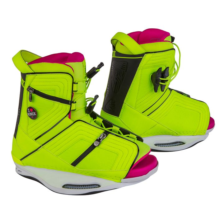 Ronix Womens Halo Wakeboard Boots 2015