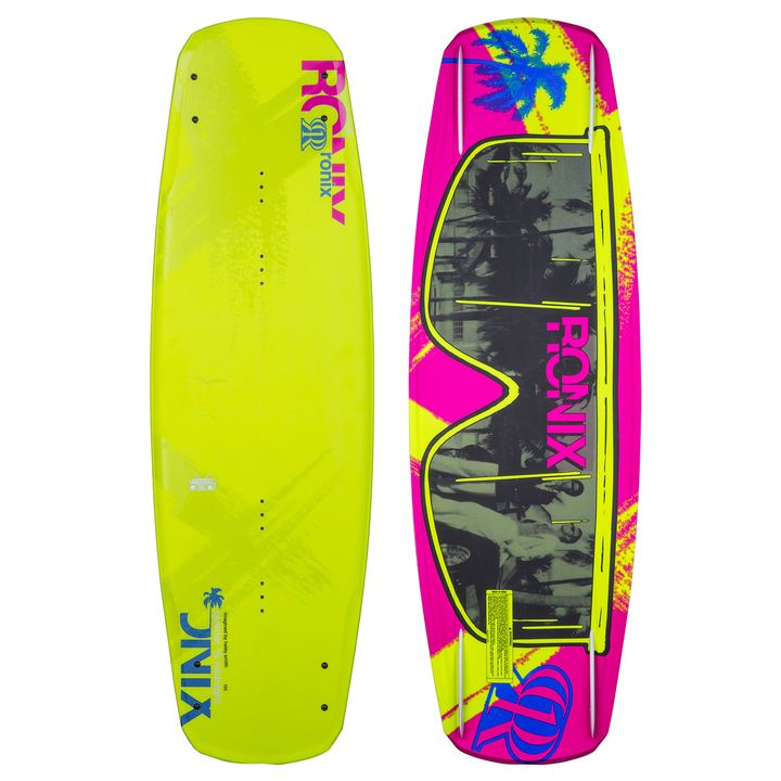 Ronix Womens Quarter 'til Midnight Wakeboard 2015