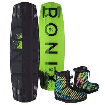 Ronix One 2017 Package