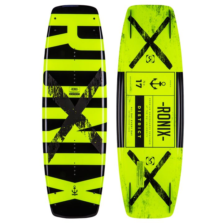 Ronix District 2017 Wakeboard