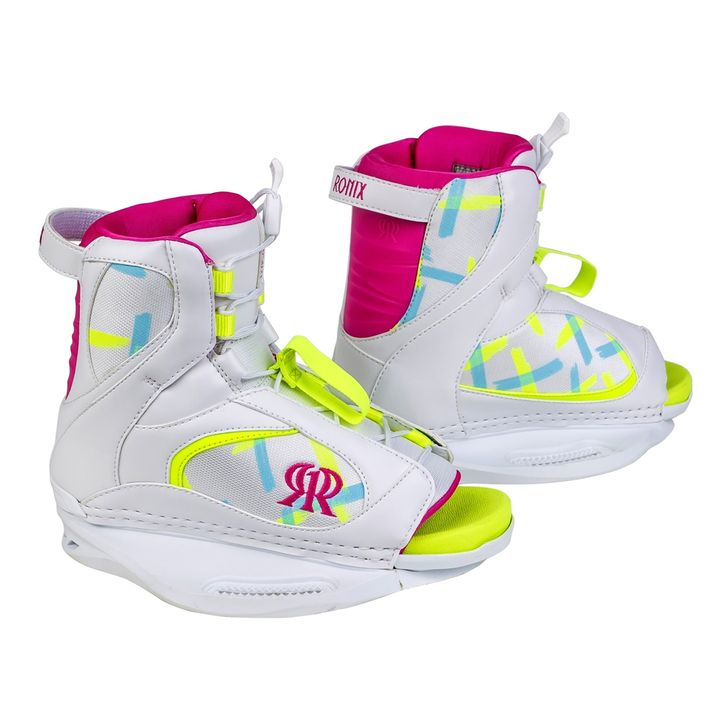 Ronix August Kids Wakeboard Boots 2016