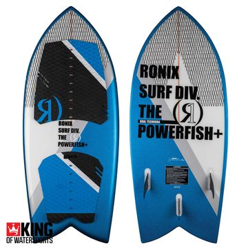 Ronix Koal w/ Technora Powerfish+ 2018 Wakesurfer