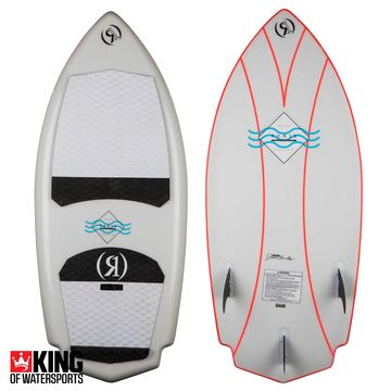 Ronix Naked Tech. Pot Belly 2018 Wakesurfer