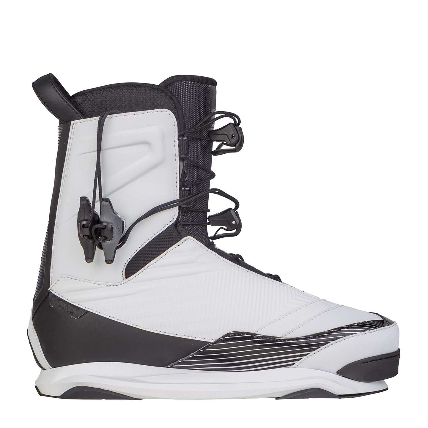 Ronix One White Wakeboard Boots 2016