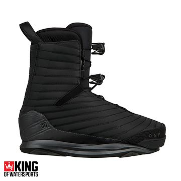 Ronix One Flash Black 2018 Wakeboard Boots