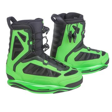 Ronix Parks Lime Wakeboard Boots 2016