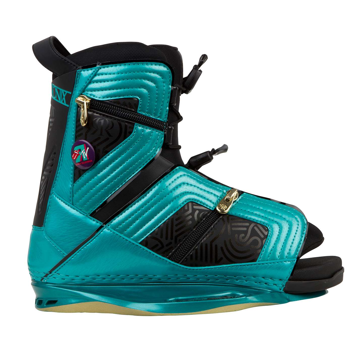 Ronix Womens Halo Wakeboard Boots 2014
