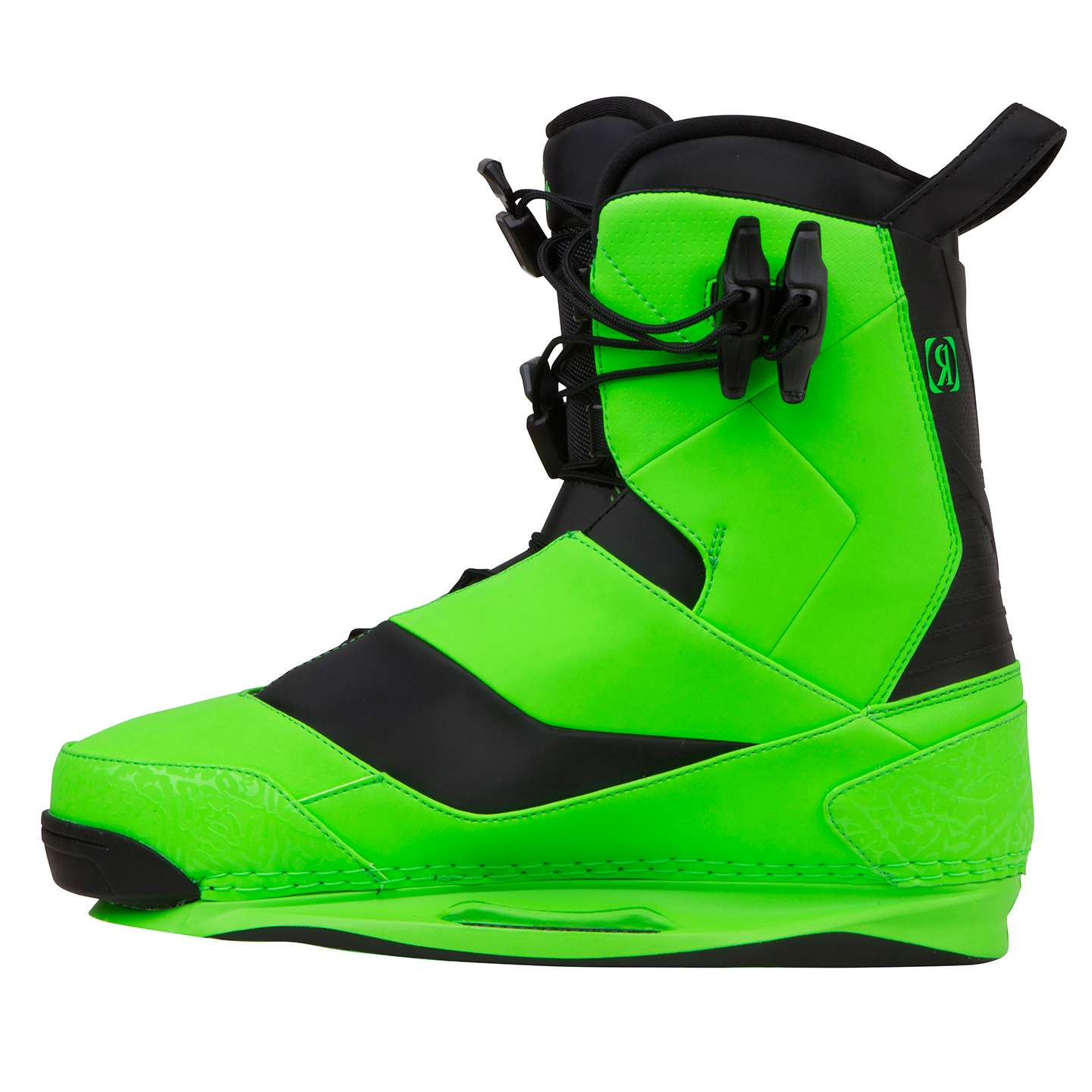 Ronix One LTD Green Wakeboard Boots 2014