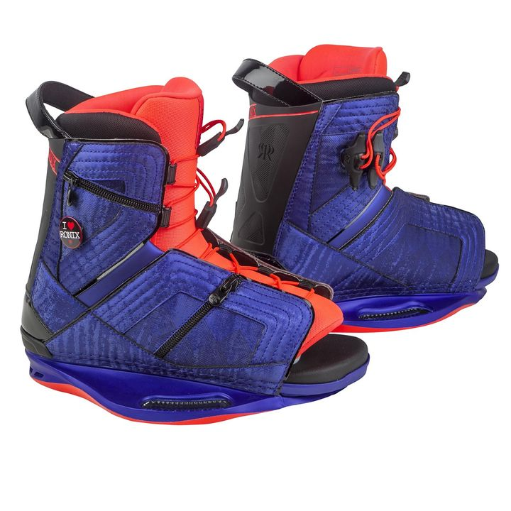 Ronix Womens Halo Wakeboard Boots 2016
