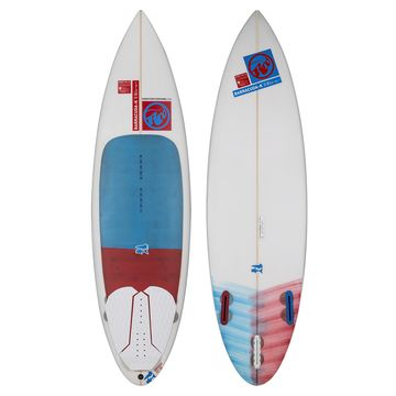 RRD Barracuda K Kite Surfboard 2015