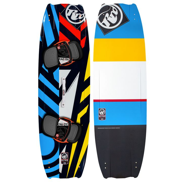RRD Bliss V3 2016 Kiteboard