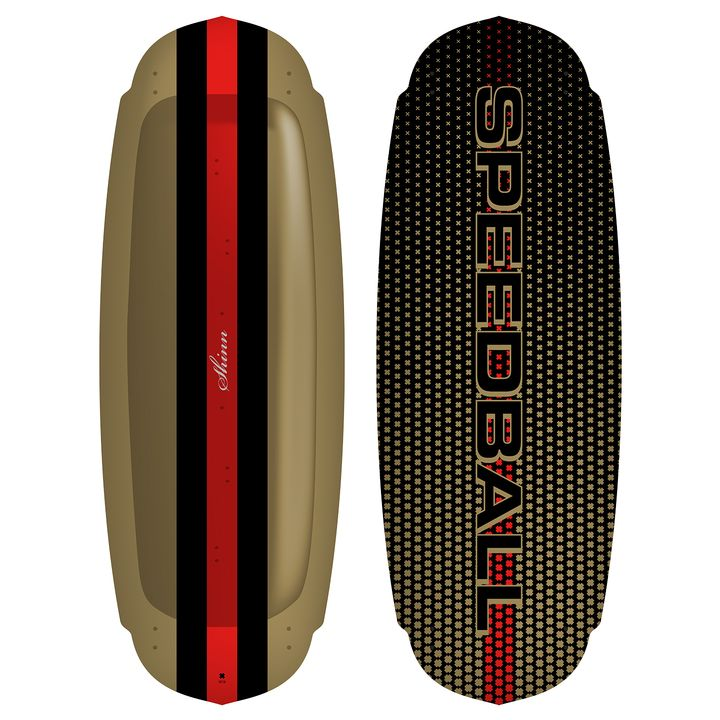 Shinn Speedball V2 Kiteboard 2014