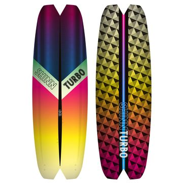 Shinn Turbo Kiteboard 2014