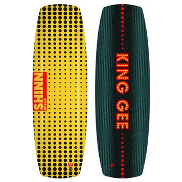 Shinn King Gee V2 Kiteboard 2015