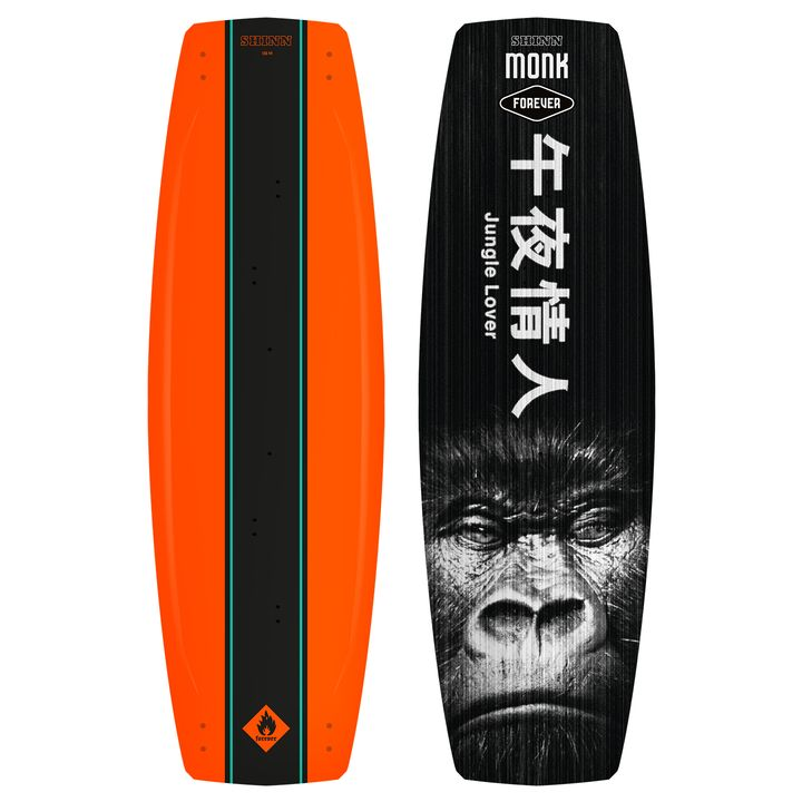 Shinn Monk Lover Edition Kiteboard 2015