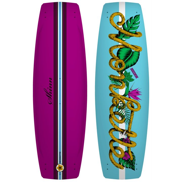 Shinn Monkette 2016 Kiteboard