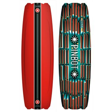 Shinn Pinbot Red 2016 Kiteboard