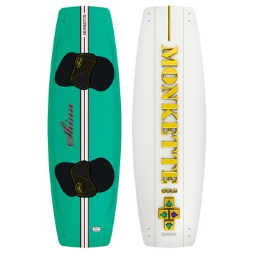 Shinn Monkette Gold 2017 Kiteboard