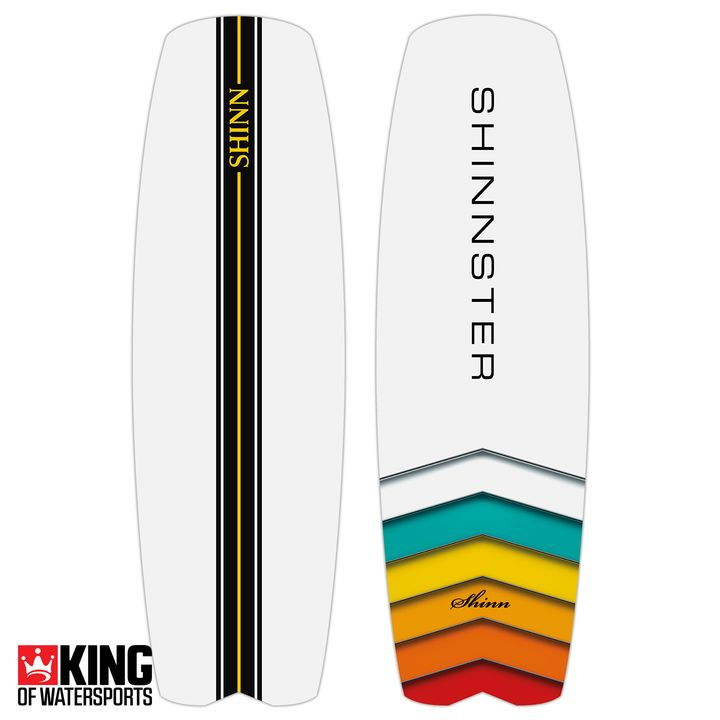 Shinn Shinnster Encore Kiteboard