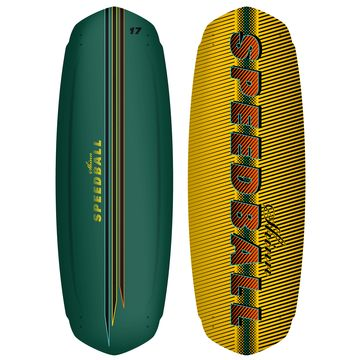 Shinn Speedball Three Kiteboard 2015