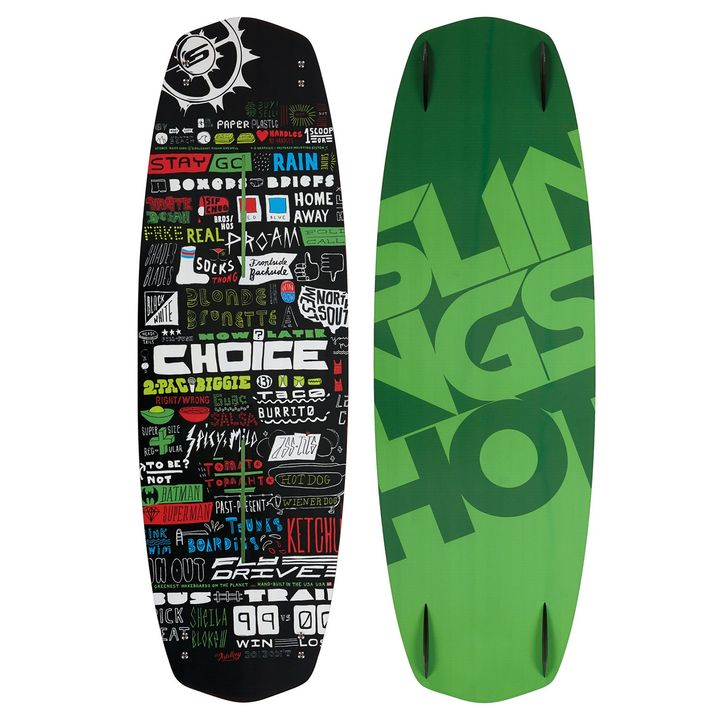 Slingshot Choice Wakeboard 2015
