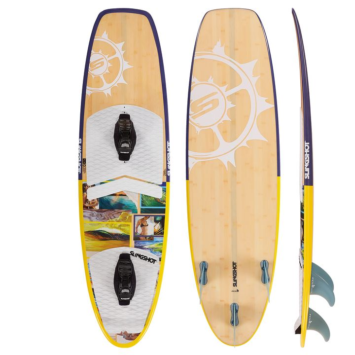 Slingshot Screamer Kite Surfboard 2015