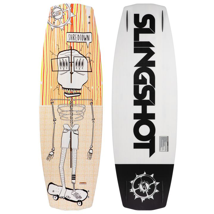 Slingshot Shredtown 2016 Wakeboard