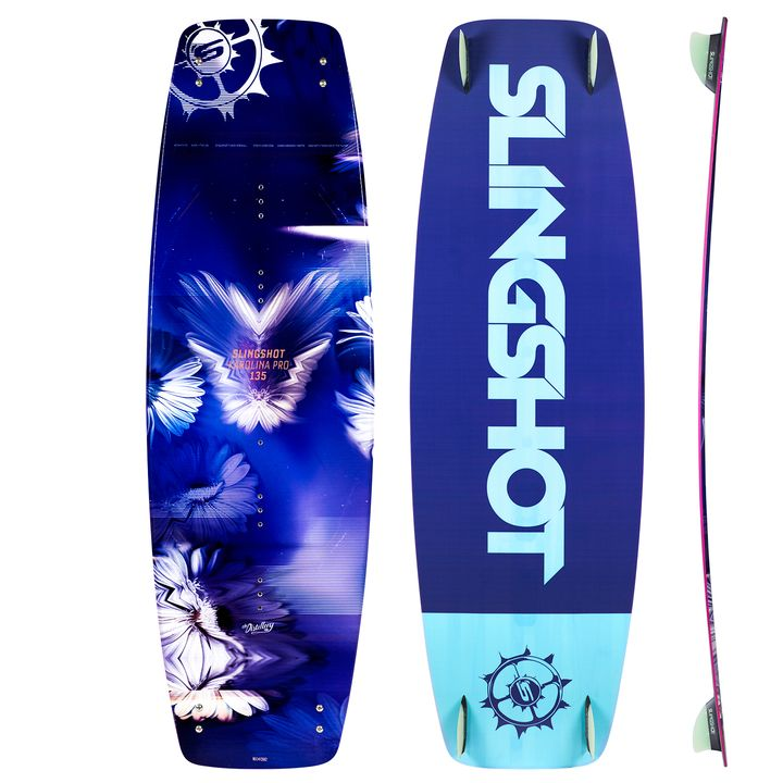 Slingshot Refraction 2017 Karolina Pro Kiteboard