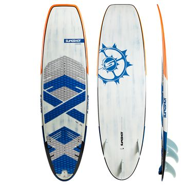 Slingshot Screamer 2017 Kite Surfboard