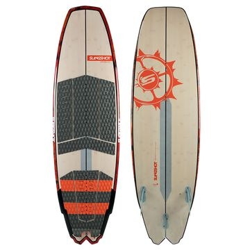 Slingshot Angry Swallow 2018 Kite Surfboard