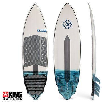 Slingshot Mixer 2019 Kite Surfboard