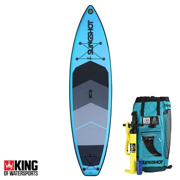Slingshot Airtech V3 2017 11' Inflatable SUP Blue