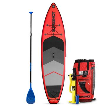 Slingshot Airtech V3 2017 11' Inflatable SUP Red